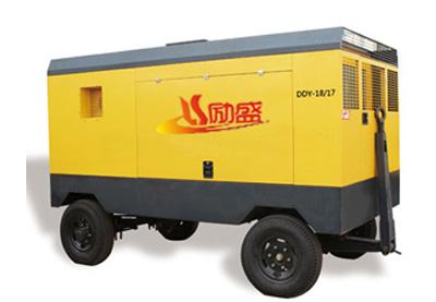 DDY-18/17 电动移动螺杆机